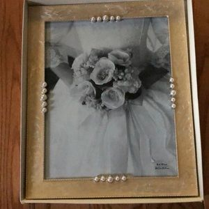 Wedding Collection Epoxy with pearl frame